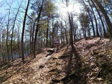 Colleen trail