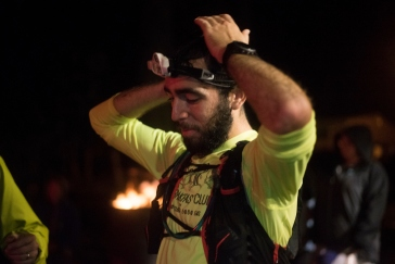 While I didn't hit my goal of not turning on the headlamp again, I did manage to finish what felt impossible earlier in the day - Photo Credit - Samantha Alyn Goresh