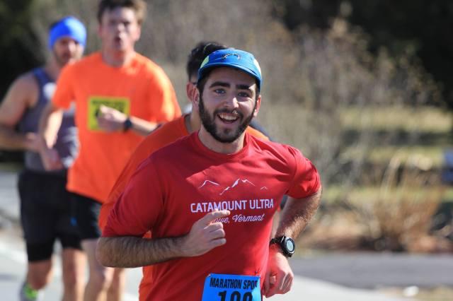 Hyannis Marathon Mile 3